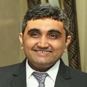 Dr. Rishikesh Naik